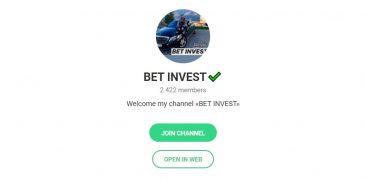 Bet Invest
