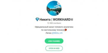 Никита Workhard